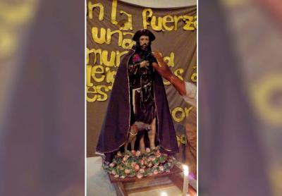 Fernández: Este viernes honraran a San Roque, patrono de los pobres, los enfermos y los animales