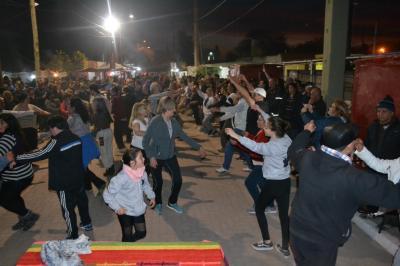 """El """"Pre Chacarera 2020"""" brilló en el mítico barrio Los Lagos"""
