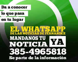 Tu noticia por Whatsapp